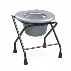 COMMODE STAND WITH BUCKET