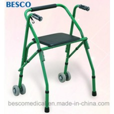 Walker  With Wheel And Seat