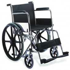 Wheelchair with allow wheel