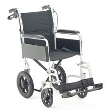 Travelling folding wheel chair