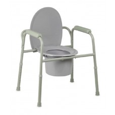 Commode Chair white colour